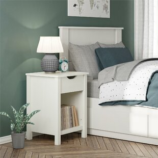 Rehaan 1 Drawer Nightstand by Isabelle amp Max