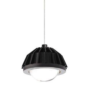 Tech Lighting Eros Monopoint 1-Light Dome Pendant