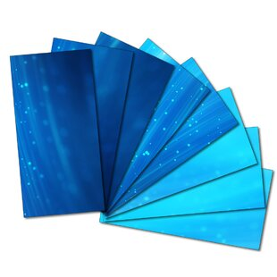 Aqua Glass Subway Tile Wayfair