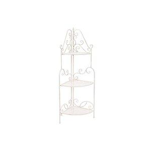 Ivor Corner Bookcase By Lily Manor