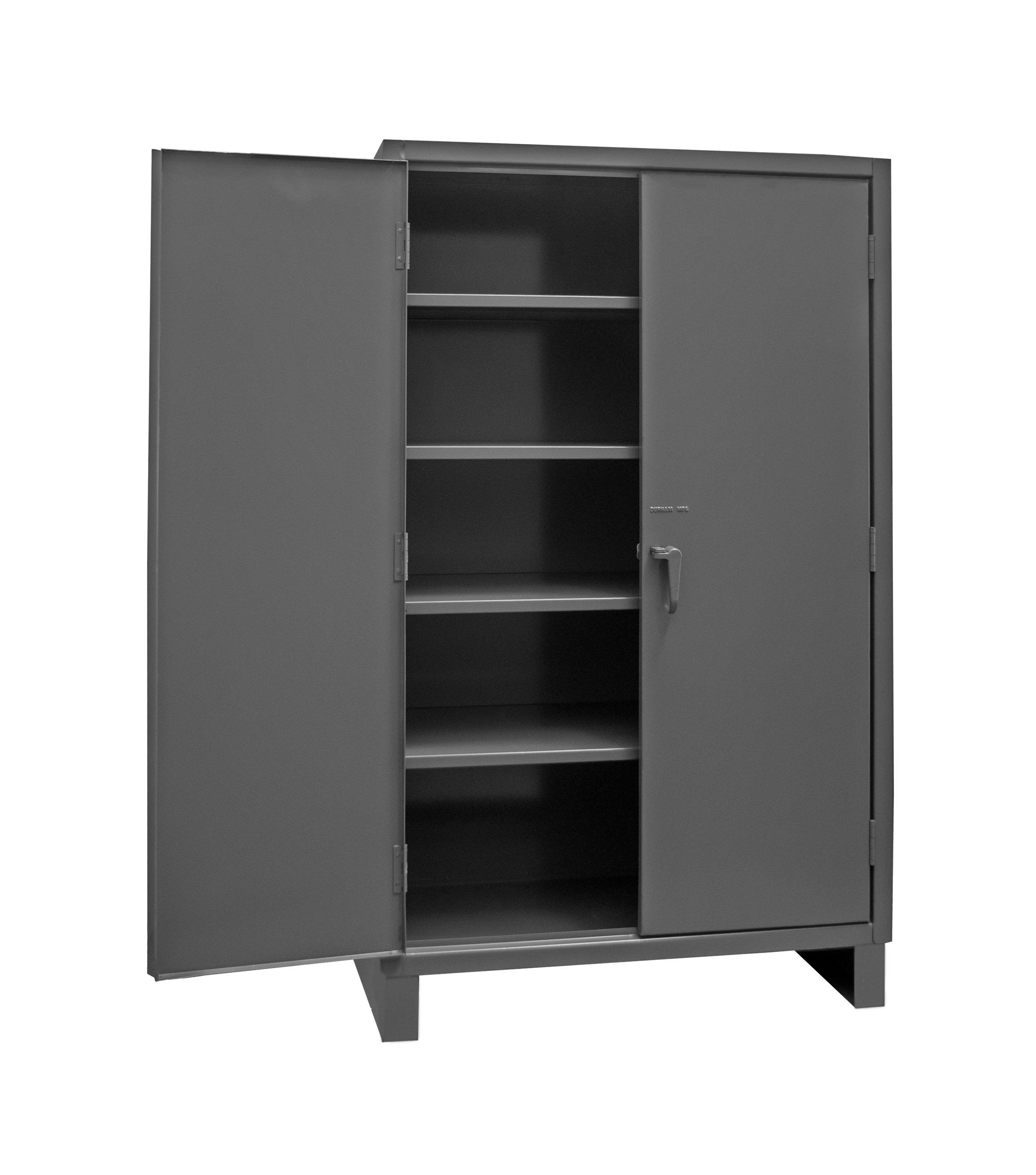 Durham Manufacturing 72 H X 48 W X 24 D Recessed Door Style