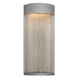 Comparison Rain 2-Light LED Outdoor Flush Mount By Modern Forms