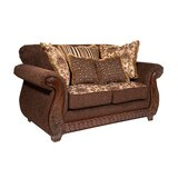 Dolson 72 Rolled Arm Loveseat by Astoria Grand