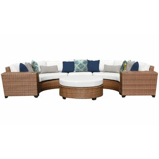 Waterbury 6 Piece Seating Group with Cushions