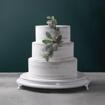Charlton Home Abida Cake Stand Reviews Wayfair