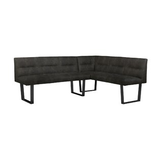 Altieri Upholstered Corner Bench by Williston Forge
