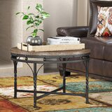 Tennant Coffee Table by Williston Forge