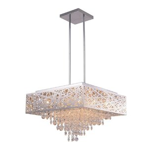 CWI Lighting Eternity 12-Light Crystal Chandelier