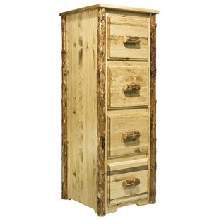 Loon Peak Tustin 4-Drawer File..