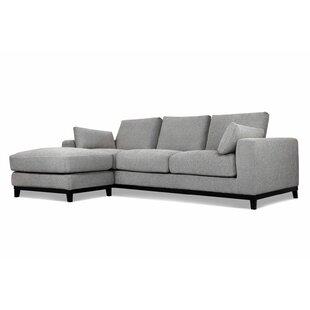 Capsule Home Kellan Sofa With Ottoman
