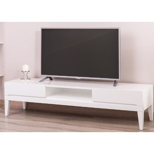 Ariah Lacquer Modern TV Stand ..