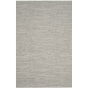 Hollandale Light Gray Indoor/Outdoor Area Rug