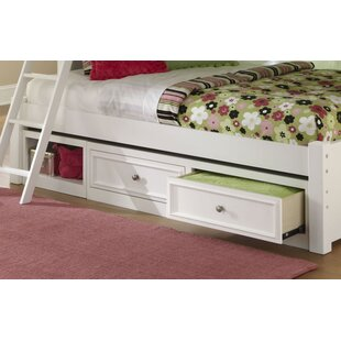 Reviews Madison Storage Platform Bed by LC Kids Reviews (2019) & Buyer's Guide