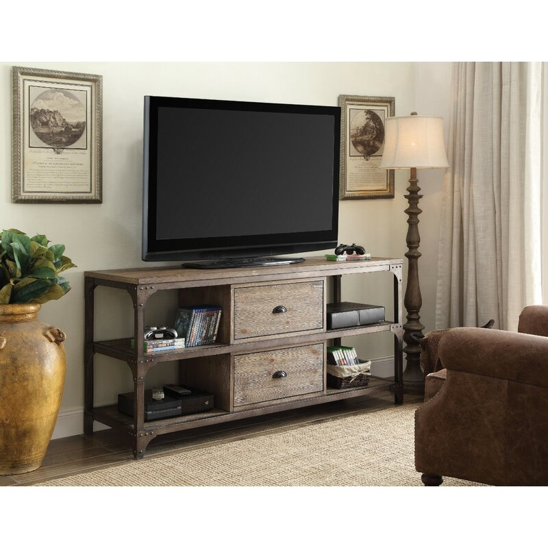 Gracie Oaks Parsons Tv Stand For Tvs Up To 70 Wayfair