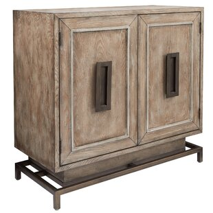Miceli 2 Door Accent Cabinet by Bungalow Rose