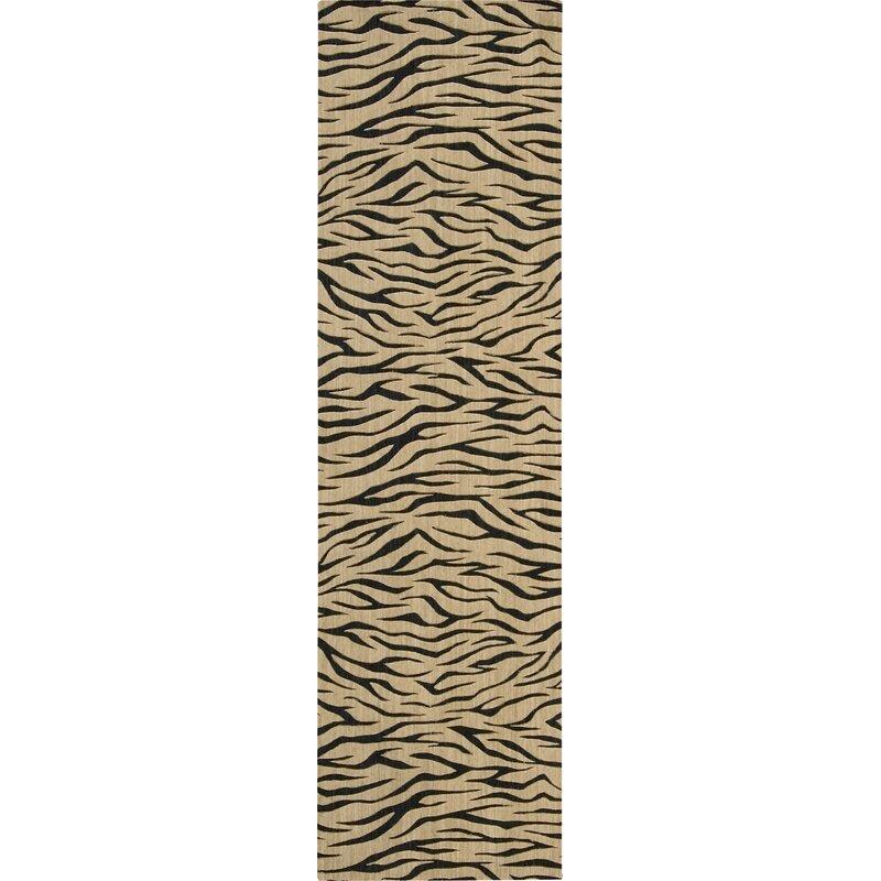 Nourison Dunnstown Hand Woven Wool Beige Area Rug Perigold