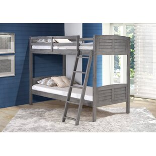 Find Forney Twin Bunk Bed by Harriet Bee Reviews (2019) & Buyer's Guide