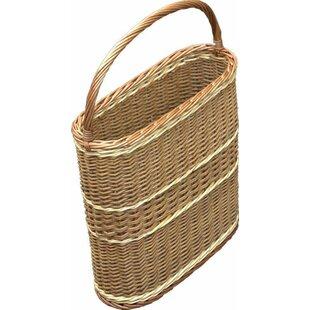 Bottle Oval Picnic Basket By Brambly Cottage