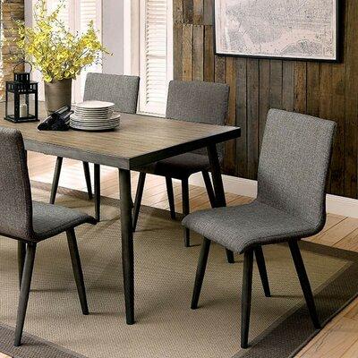 Foundry Select Armijo 5 Piece Breakfast Nook Dining Set