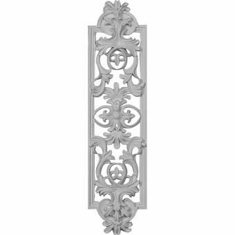 Ekena Millwork Farmingdale Acanthus Pilaster 35 H X 8 1 4 W X 4 3 4 D Corbel Wayfair