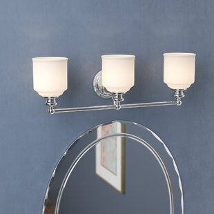 Look for Gastonville 3-Light Vanity Light By Three Posts