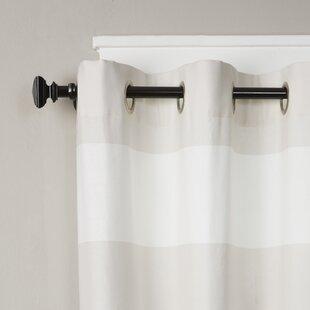 Woodson Curtain Double Rod Set Joss Main
