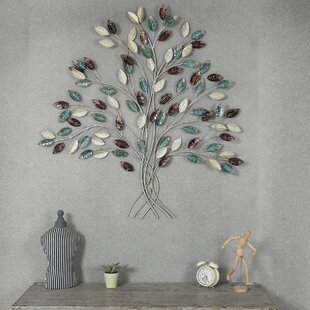 Metal Family Tree Wall Decor Wayfair