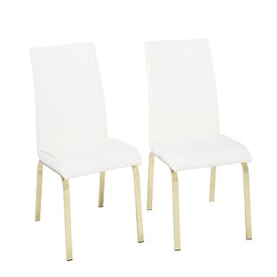 Leia Upholstered Dining Chair (Set of 2) ..