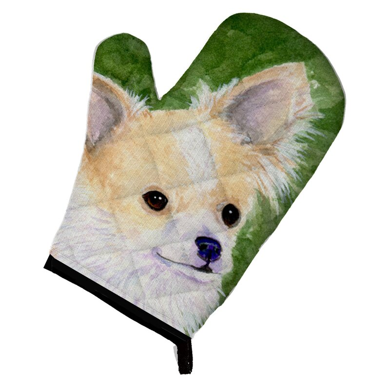 East Urban Home Chihuahua Oven Mitt Wayfair
