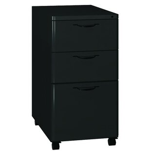Ironwood Modular 3-Drawer Mobile Pedestal