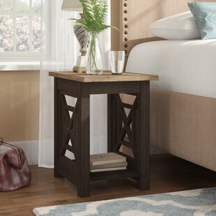 Appletree End Table by Darby Home Co