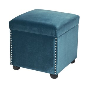 Fusion Storage Cube Ottoman by Sandy Wilson