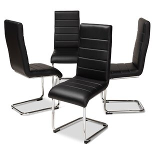 Orren Ellis Kripp Upholstered Dining Chair (Set of 4)