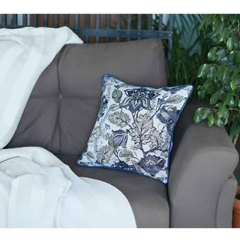 East Urban Home Optimism Inspirational Indoor Outdoor Throw Pillow Wayfair