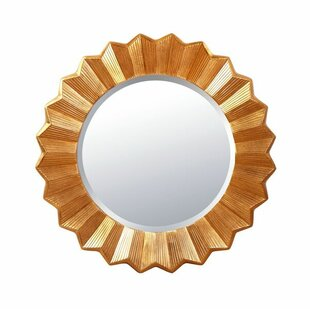 Everly Quinn Lattin Wall Accent Mirror