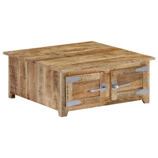 Deals Price Arnulfo Coffee Table With Storage