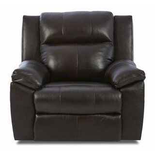 Ames Recliner with Headrest and Lumbar Support by Darby Home Co SKU:AB747575 Details