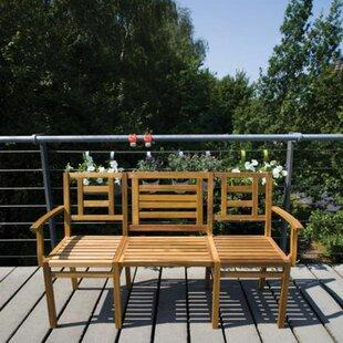 Billingsley Wooden Bench Image