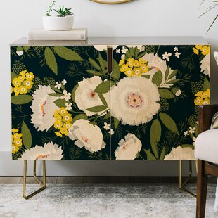 Iveta Abolina Fleurette Night Credenza by East Urban Home