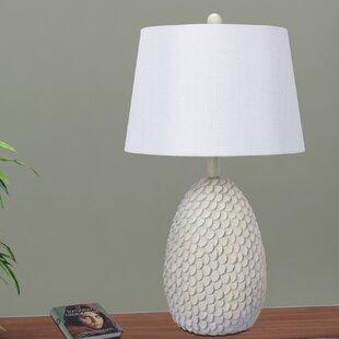 Robena Resin 26.75 Table Lamp