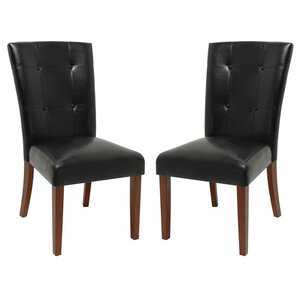 Tilman Parsons Chair (Set of 2) by Darby Home Co