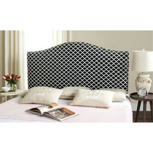 Affordable Price Little Deer Isle Queen Upholstered Panel Headboard by Breakwater Bay