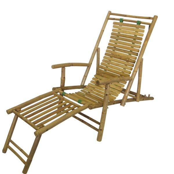 Bamboo Chaise Wayfair