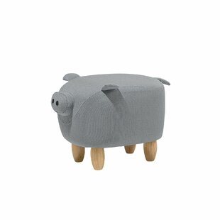 Ferryhill Piggy Kids Ottoman by Harriet Bee