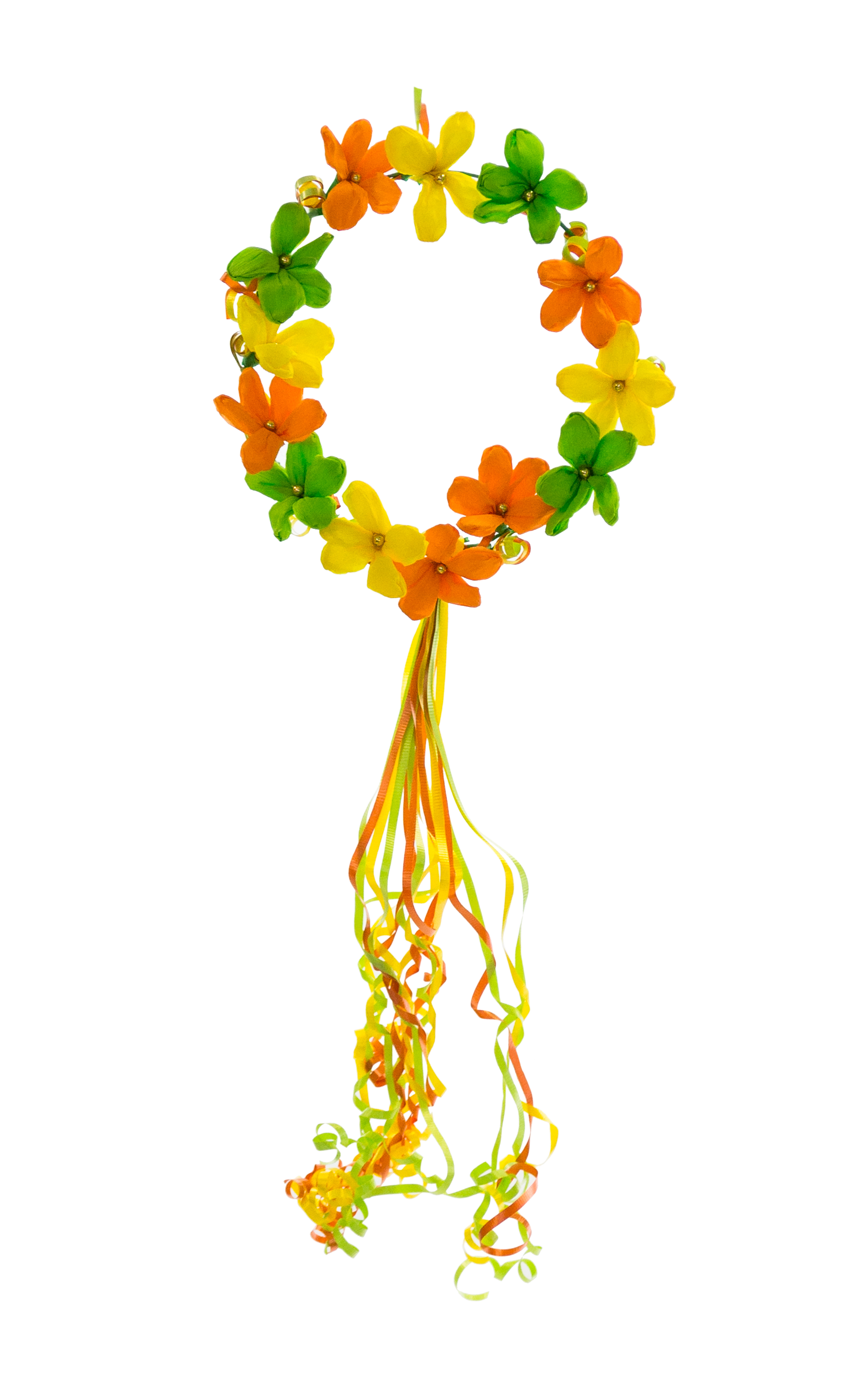 Rustic Arrow Daisy Halo Flower Crown Wayfair