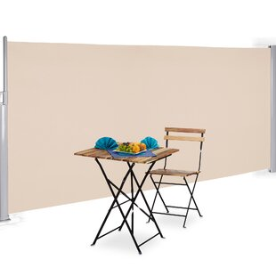 Verasha W 3 X D 1.5m Retractable Side Awning By Sol 72 Outdoor