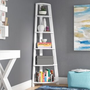Hewitt Corner Bookcase by Breakwater Bay 2019 Online