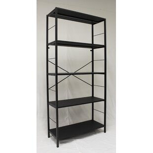 Reviews Lavinia 4 Tier Etagere Bookcase By Ebern Designs