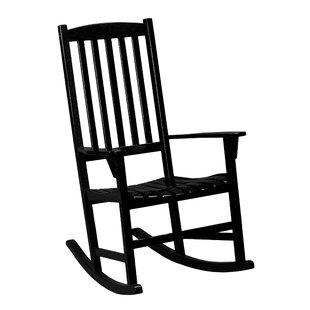 Modern Contemporary Patio Rocking Chair Allmodern