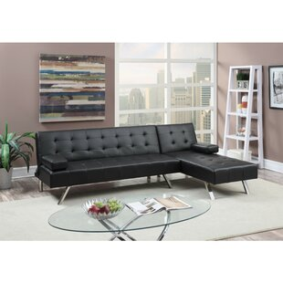 Lympsham Adjustable Convertible Sofa by L..